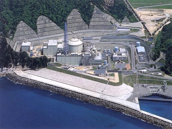 АЭС Мондзю (Монджу). Япония. Фото
