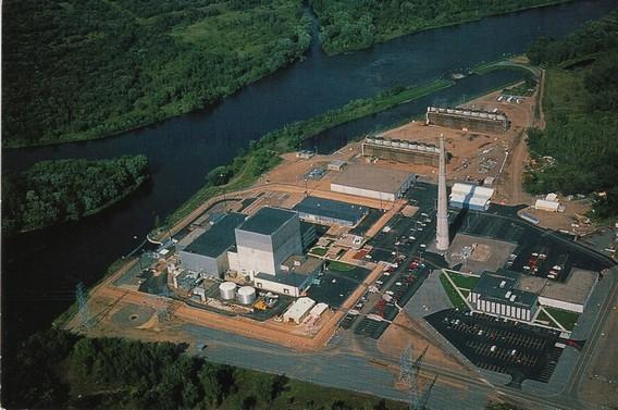 АЭС Монтичелло в США. Фото