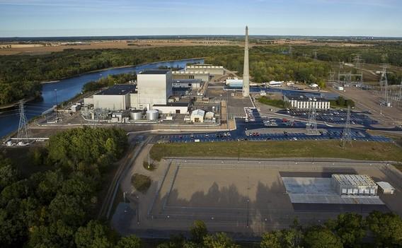 АЭС Монтичелло. США. Фото