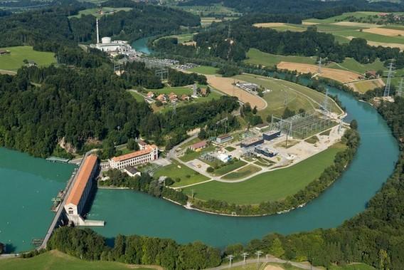 АЭС Мюлеберг. Швейцария