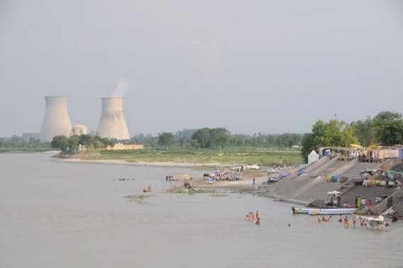 АЭС Нарора. Индия. Фото