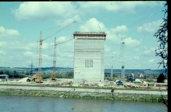 АЭС Нидерайхбах. Германия. Фото