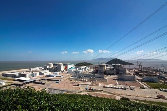 АЭС Ниндэ. Китай. Провинция Фуцзянь. Фото