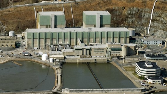 АЭС Пич Боттом. США. Фото