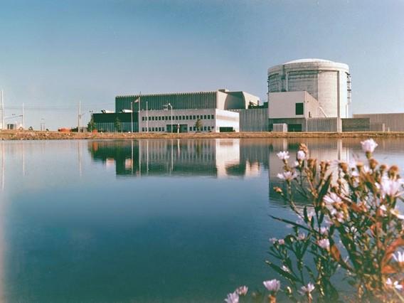 АЭС Пойнт Лепро. Канада. Фото