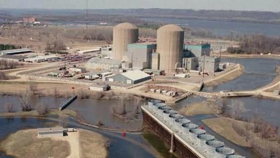АЭС Прейри Айленд в США. Фото