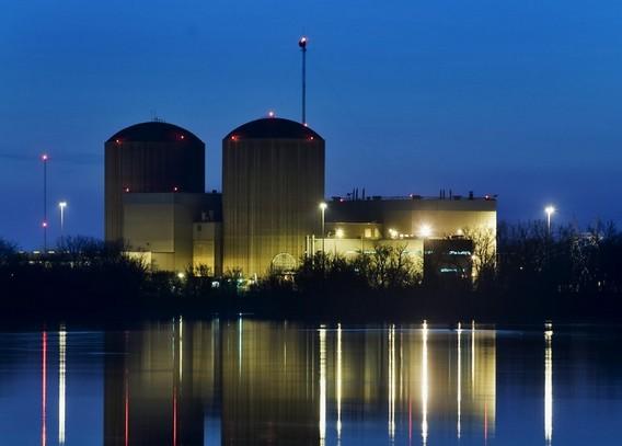 АЭС Прейри Айленд. США. Фото