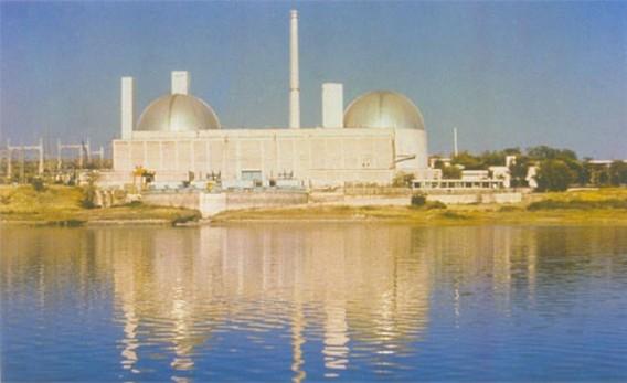 АЭС Раджастан. Индия. Фото