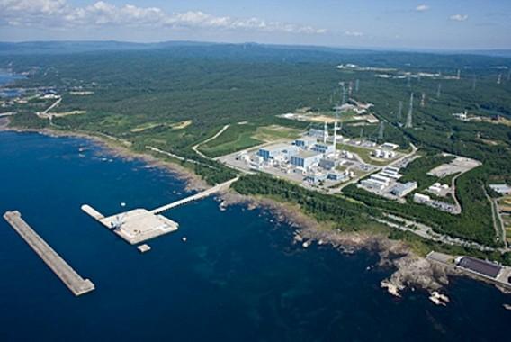 АЭС Шика. Япония. Фото