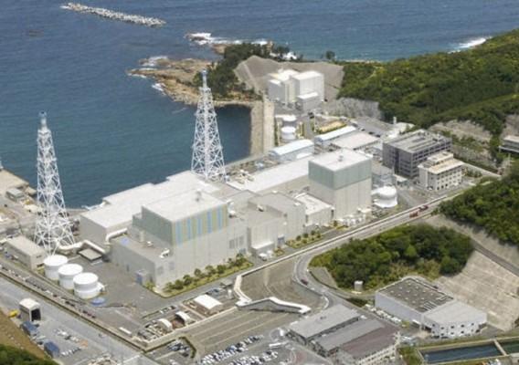 АЭС Шимане. Япония. Фото