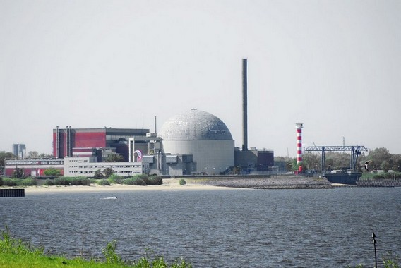 АЭС Штаде. Германия. Фото
