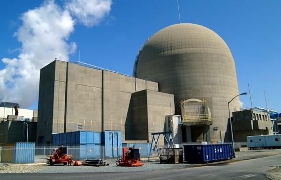 АЭС Салем. США. Фото