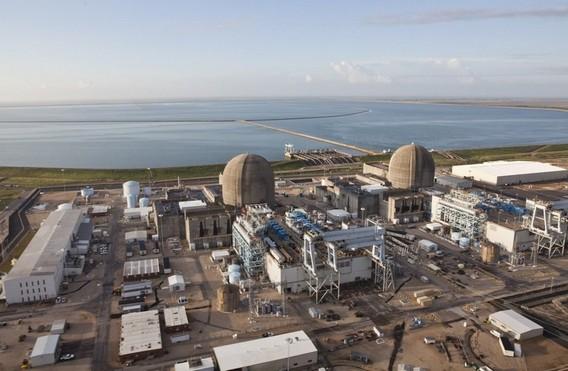 АЭС Саус Тексас. США. Фото