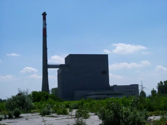 АЭС Цвентендорф. Наши дни. Фото