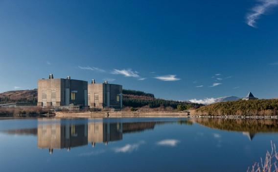 АЭС Траусвинит. Уэльс