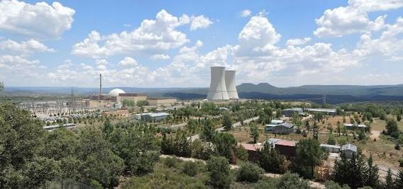 АЭС Трильо. Испания. Фото