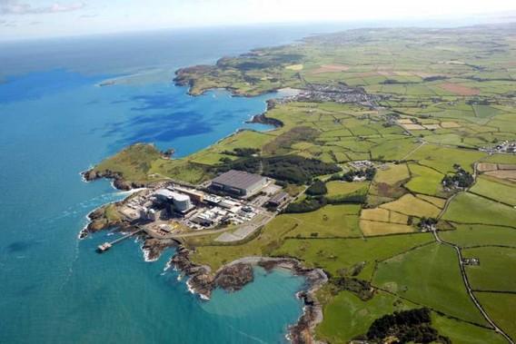 АЭС Уилфа на острове Ангсли. Фото