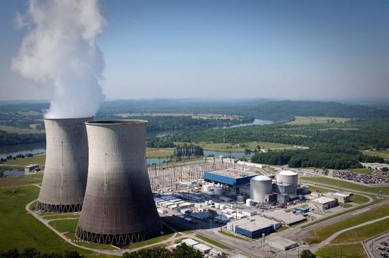 АЭС Уоттс Бар. США. Фото
