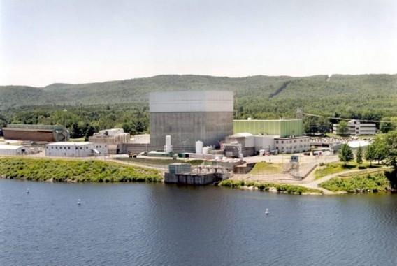 АЭС Вермонт Янки в США. Фото