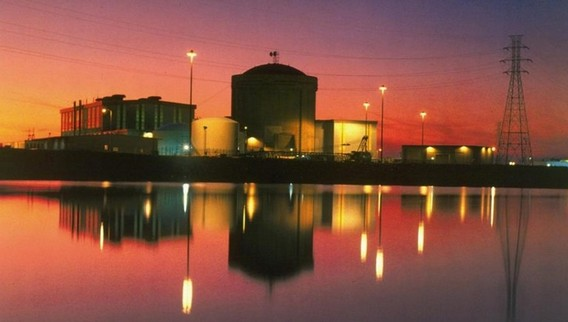 АЭС Ви-Си Саммер. США. Фото