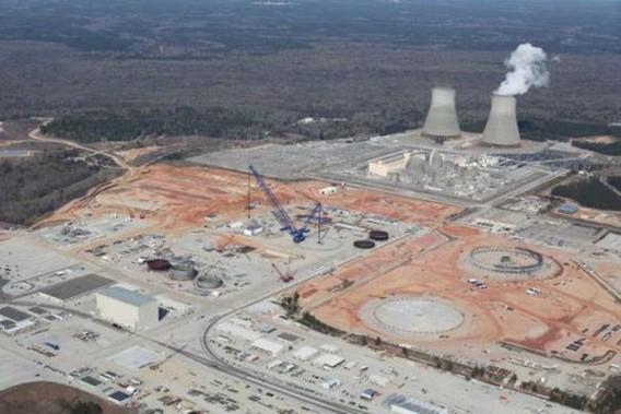 АЭС Вогтль. США. Фото