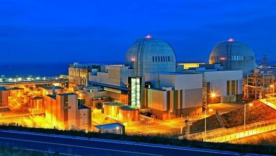 АЭС Вольсон. Южная Корея. Фото