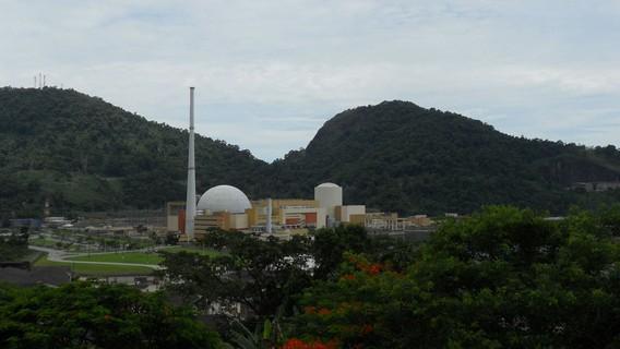 АЭС Ангра Бразилия. Фото
