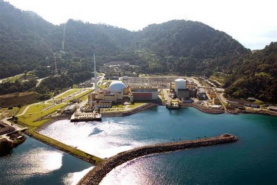 АЭС Ангра - единственная АЭС Бразилии