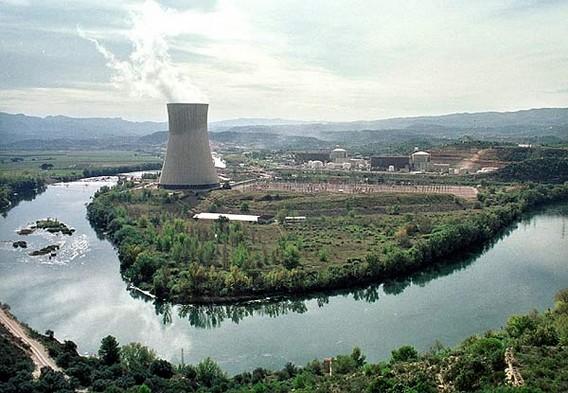 АЭС Аско Испания. Фото
