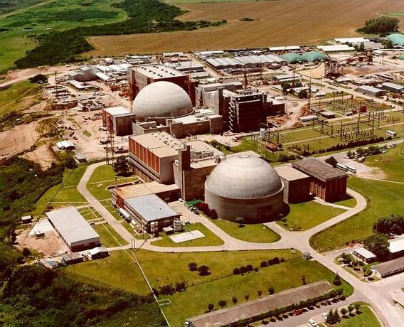 АЭС Атуча Аргентина. Фото