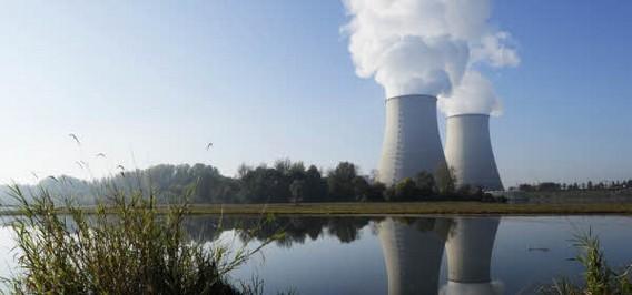 АЭС Белевиль Франция. Фото