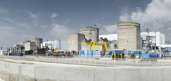 АЭС Блайе. Франция. Фото