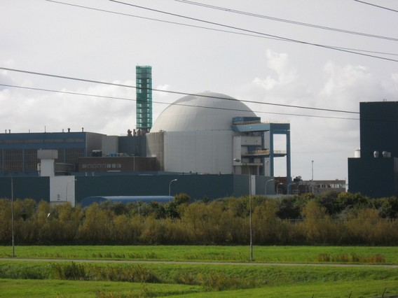 АЭС Борселе Нидерланды. Фото