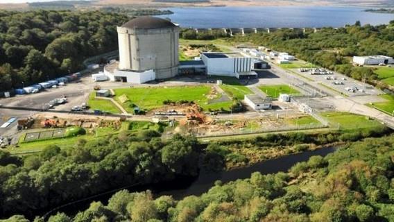 АЭС Бреннилис. Франция. Фото