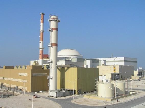 АЭС Бушер Иран. Фото