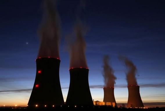АЭС Дампьер. Франция