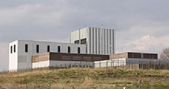 АЭС Додевард - первая АЭС Голландии. Фото