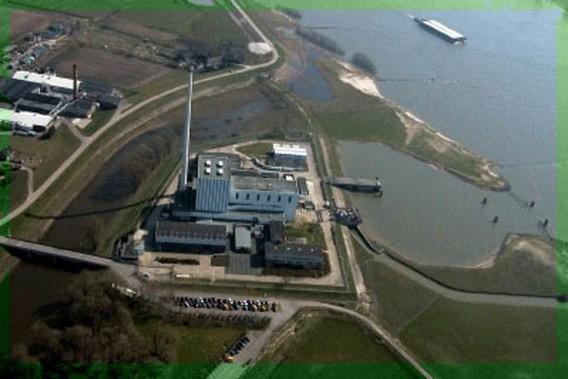 АЭС Dodewaard Нидерланды. Фото