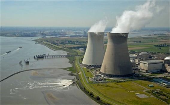 АЭС Дул Бельгия. Фото