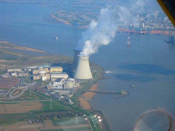АЭС Дул (Doel) Бельгия