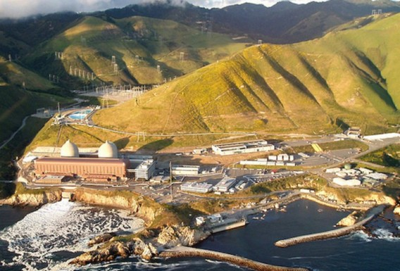 АЭС Дьябло Каньон. США. Фото