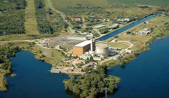 АЭС Эмбальсе Аргентина. Фото