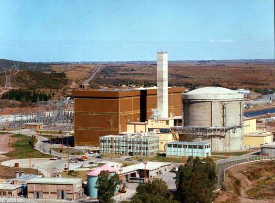 АЭС Эмбальсе в Аргентине. Фото