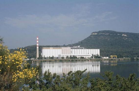 АЭС Феникс. Франция. Фото