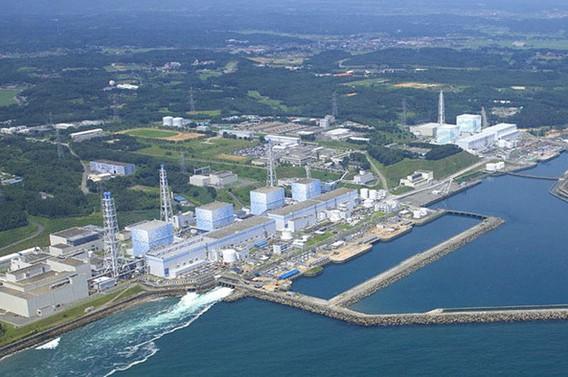 АЭС Фукусима-1 Япония