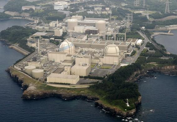 АЭС Генкай. Япония. Фото