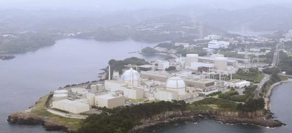 АЭС Генкай. Япония
