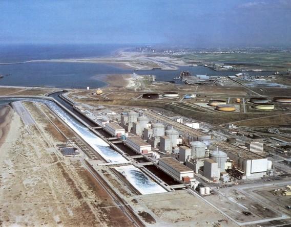 АЭС Гравелин Франция. Фото