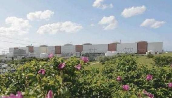 АЭС Гравелин. Франция. Фото