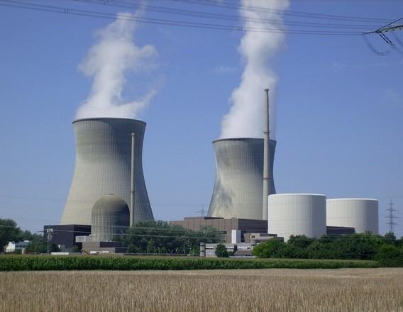 АЭС Gundremmingen Фото